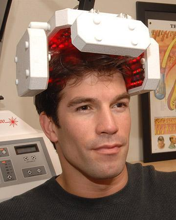 evolution of laser hair therapy